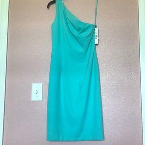 Antonio Melani One Shoulder Dress